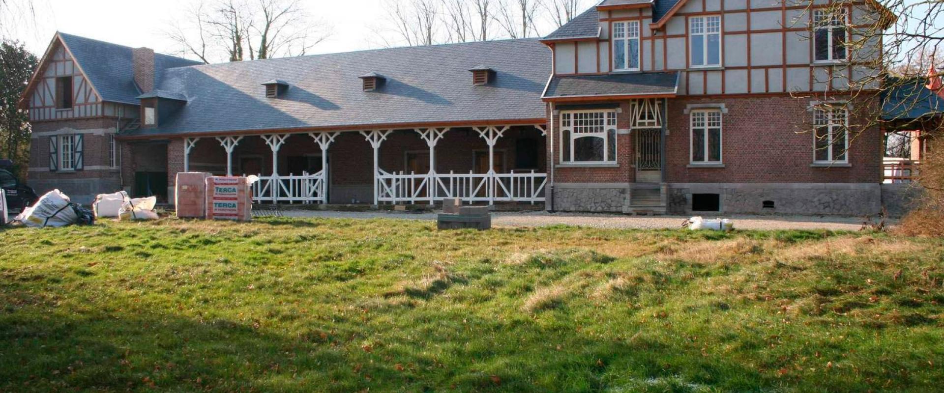 Uw partner in dakwerken uit Ninove